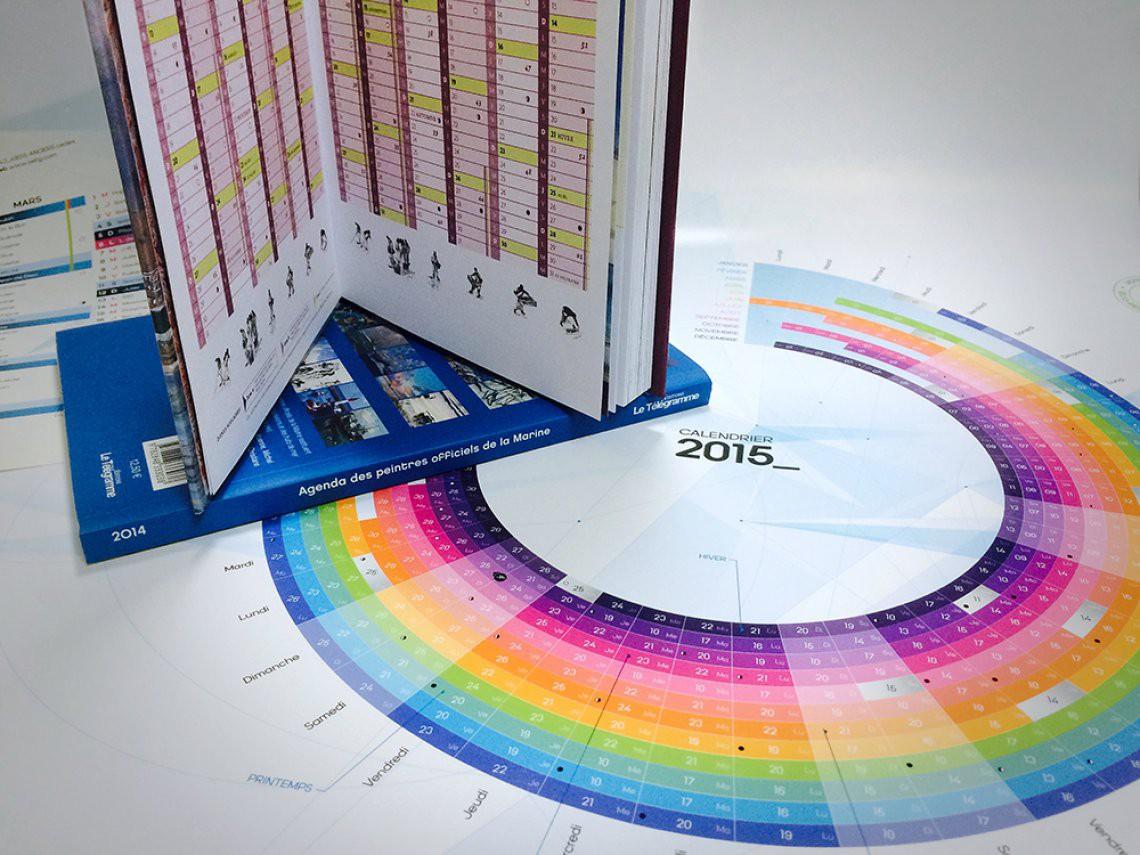 Agendas et calendriers