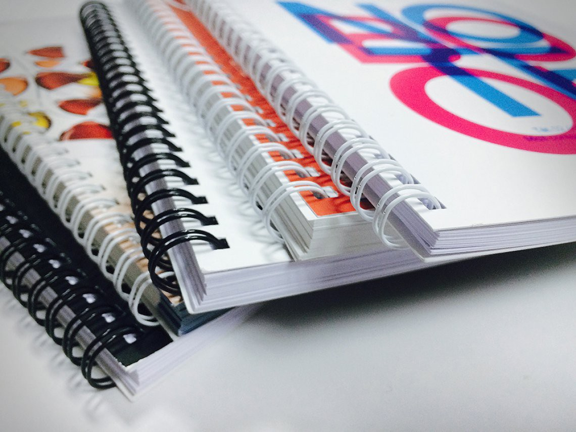 Catalogues et notebook